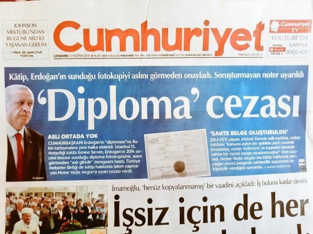 RTE_Diploma_Cumhuriyet_Ahmet_Davran